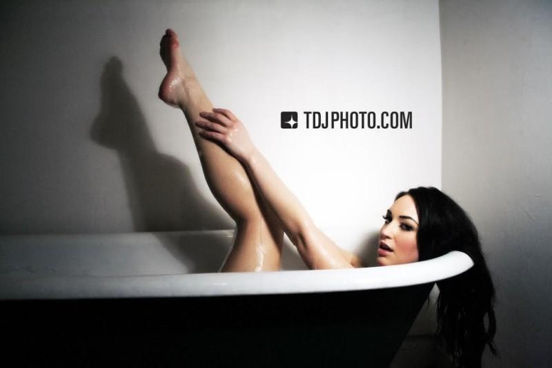 Jacqueline Boudreau bathtub