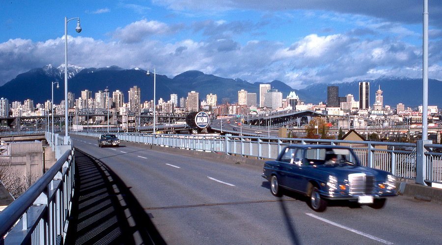 25 vintage photos of Vancouver in the 1970s