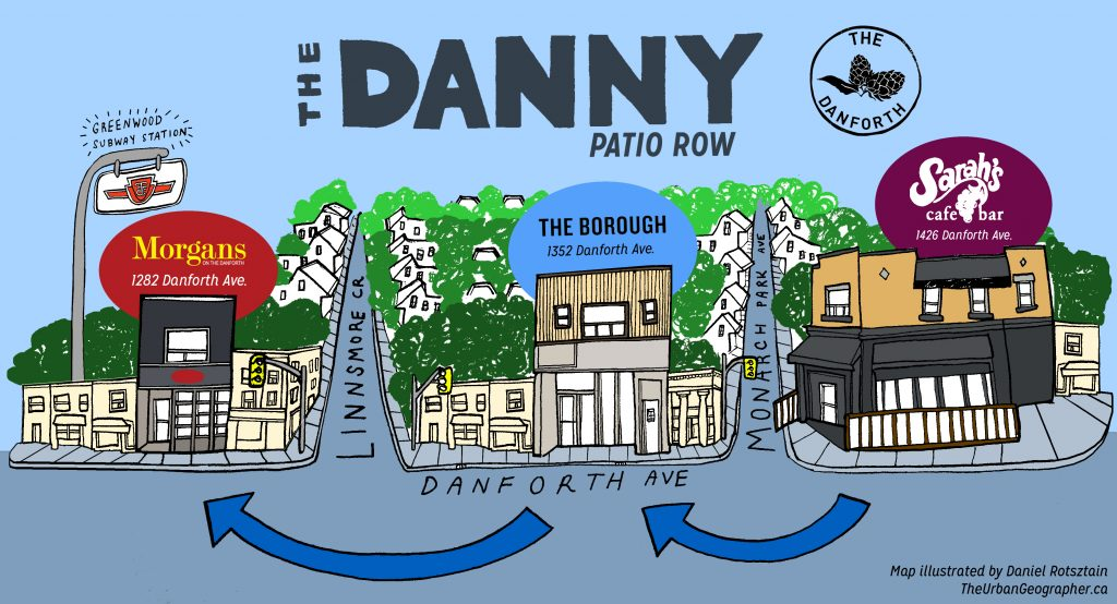 The Danny Map