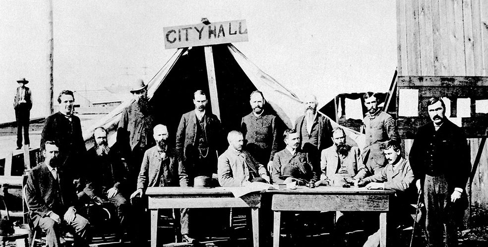 130 years of Vancouver in 13 defining moments