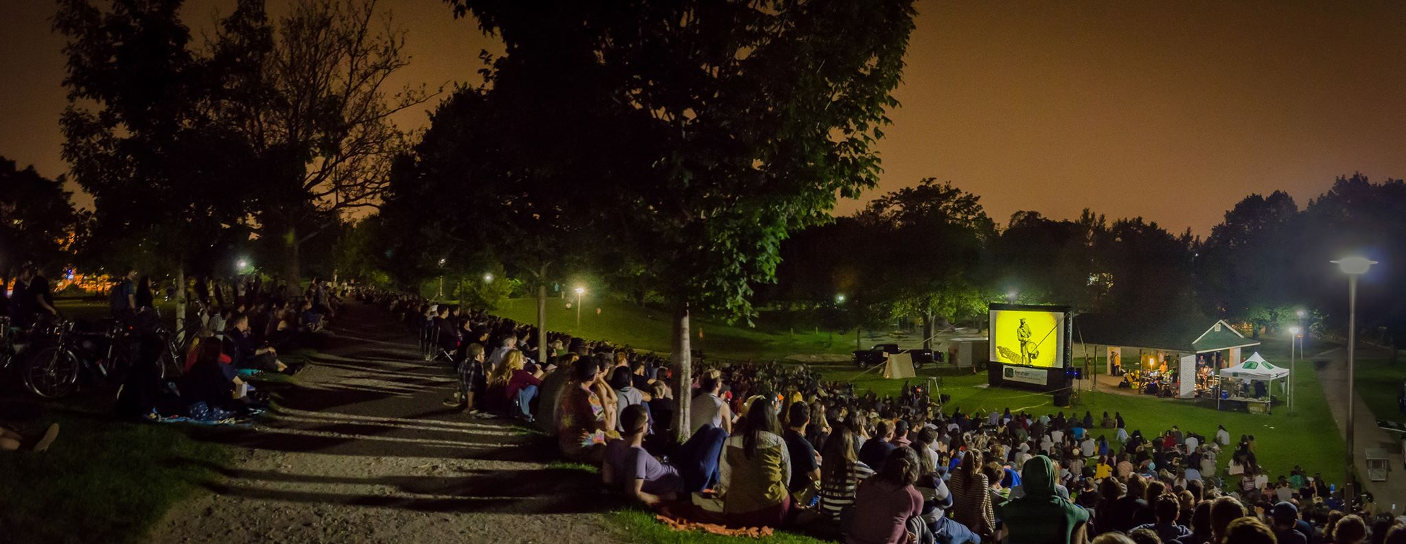 7 free outdoor movie screenings you should attend in Toronto this summer