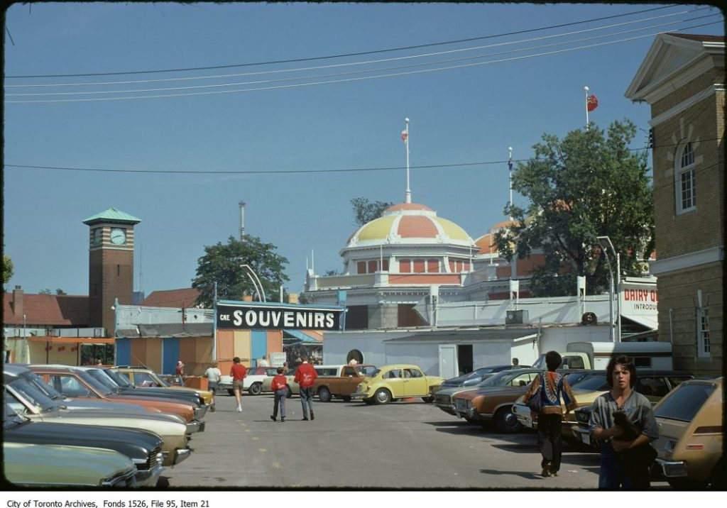 Canadian National Exhibition (CNE). - August 25, 1974-September 1, 1984
