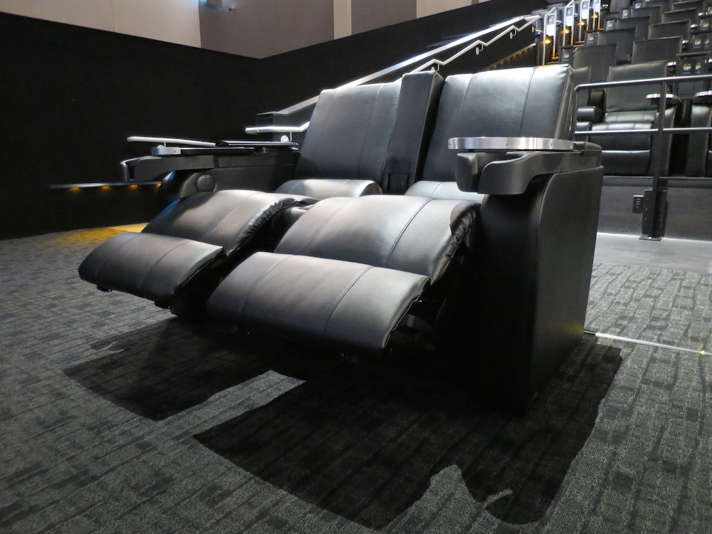 Cineplex Cinemas At Marine Gateway Boasts Adults Only Vip