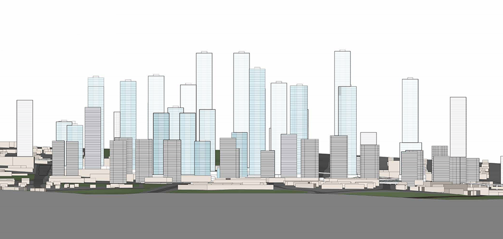 23 condo towers planned for colossal Lougheed Town Centre redevelopment