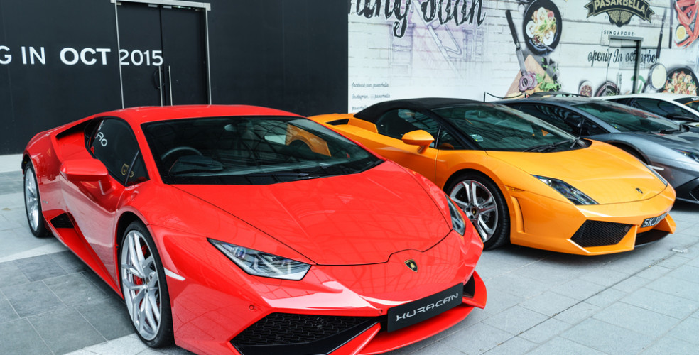 Vancouver is the supercar capital of North America