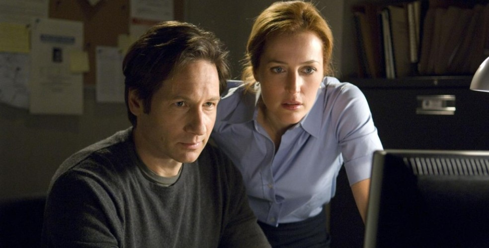 The x files 984x500