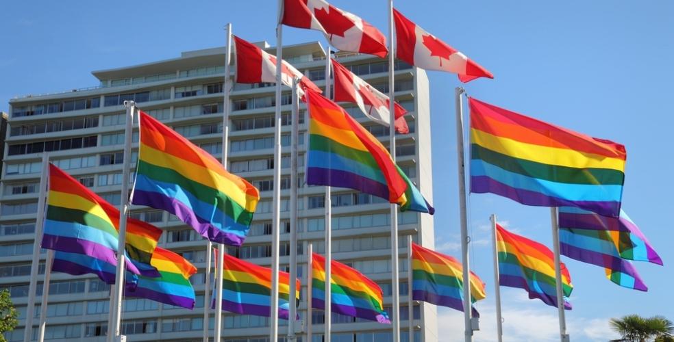 Vancouver pride flags lgbt lgbtq 984x500