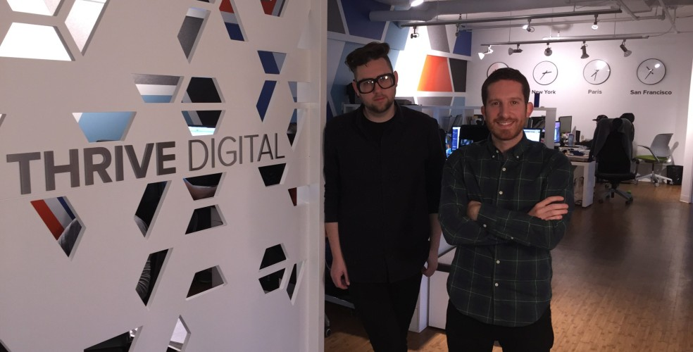Thrive Digital - the successful Vancouver agency that you've probably never heard of