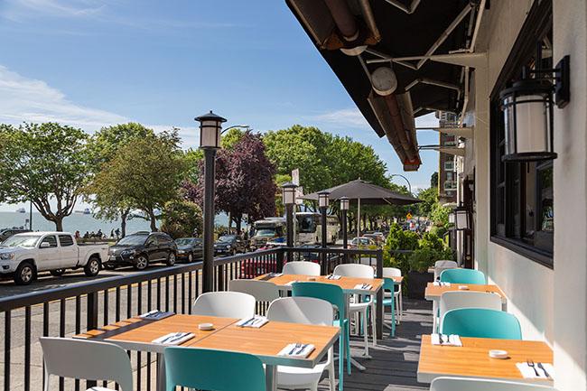 Photo courtesy Beach Bay Cafe + Patio