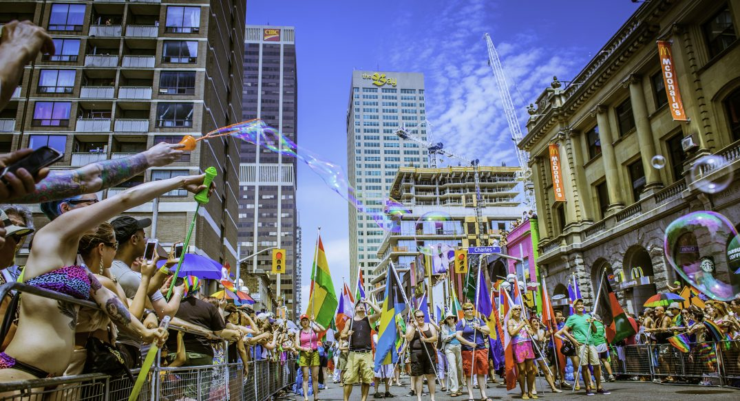 You'll be able to walk down Church Street with a drink in your hand at Pride this year
