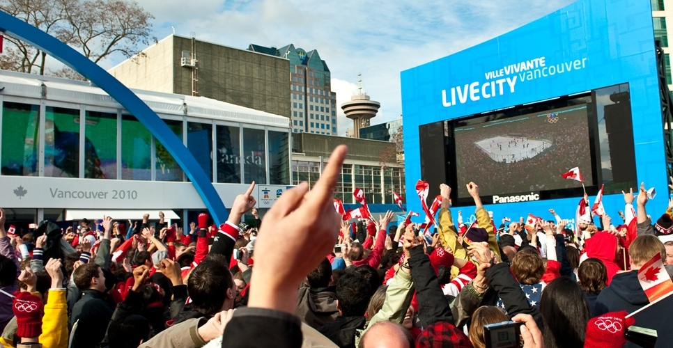 Vancouver planning $7.75-million party to celebrate Canada's 150th birthday