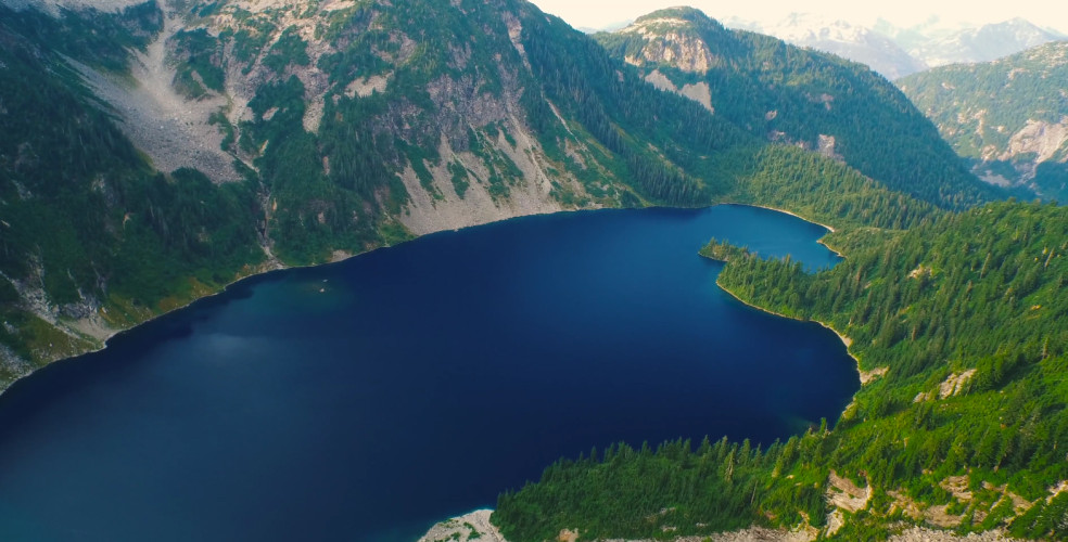 Drone video captures beauty of British Columbia in 4K (VIDEO)