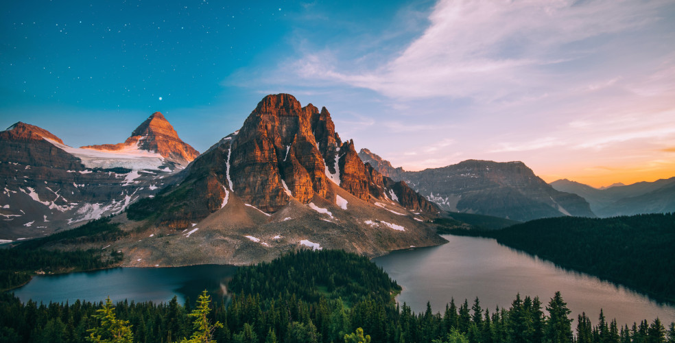 Stunning shots of B.C. captured by drone & time lapse (VIDEO)