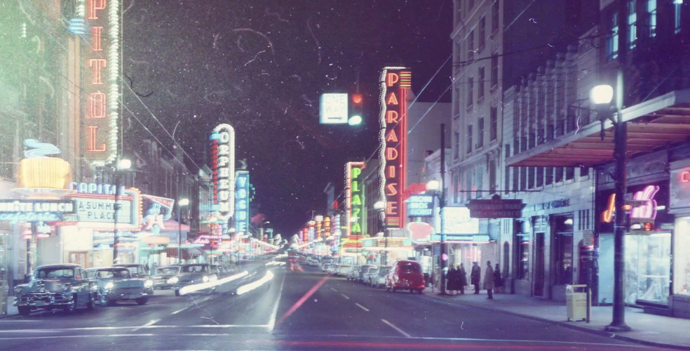 A brief history of Granville Street (VIDEO)