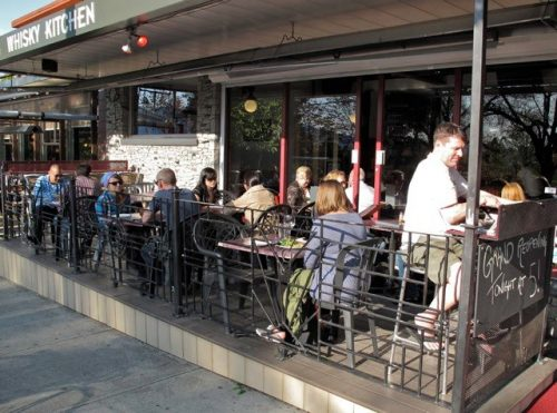 Best patios on Commercial Drive | Daily Hive Vancouver