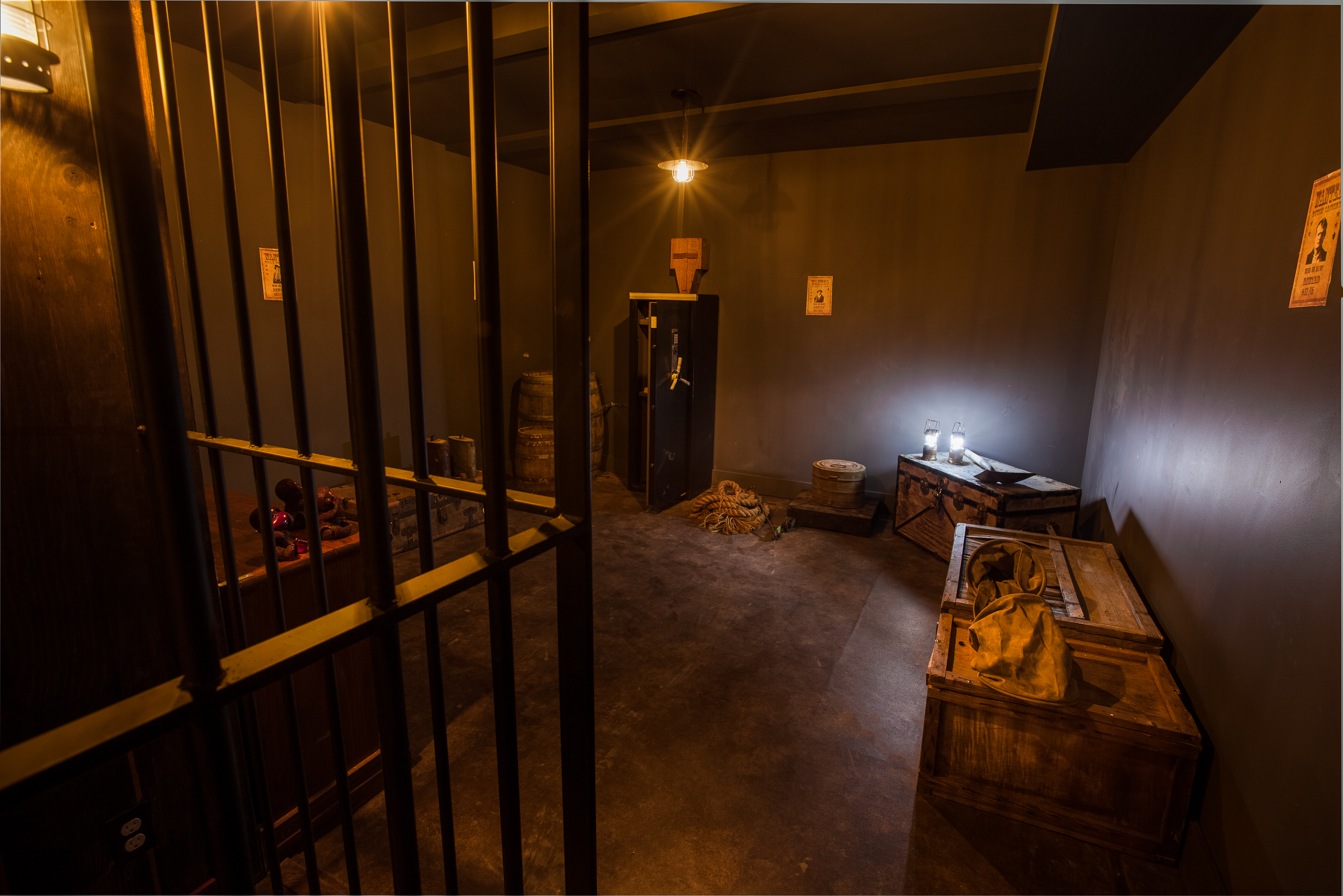 The Locked Room Lair Of The Minotaur