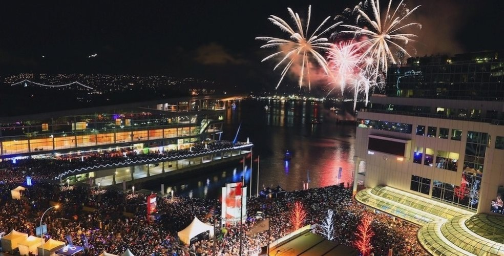 New Year's Eve Vancouver wins Best Major Event at Canadian Awards