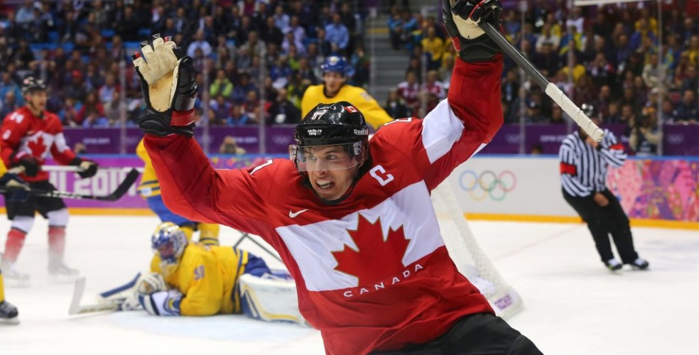 Team Canada announces World Cup of Hockey roster