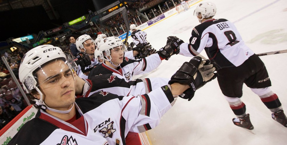 Are the Vancouver Giants preparing to move to Langley?
