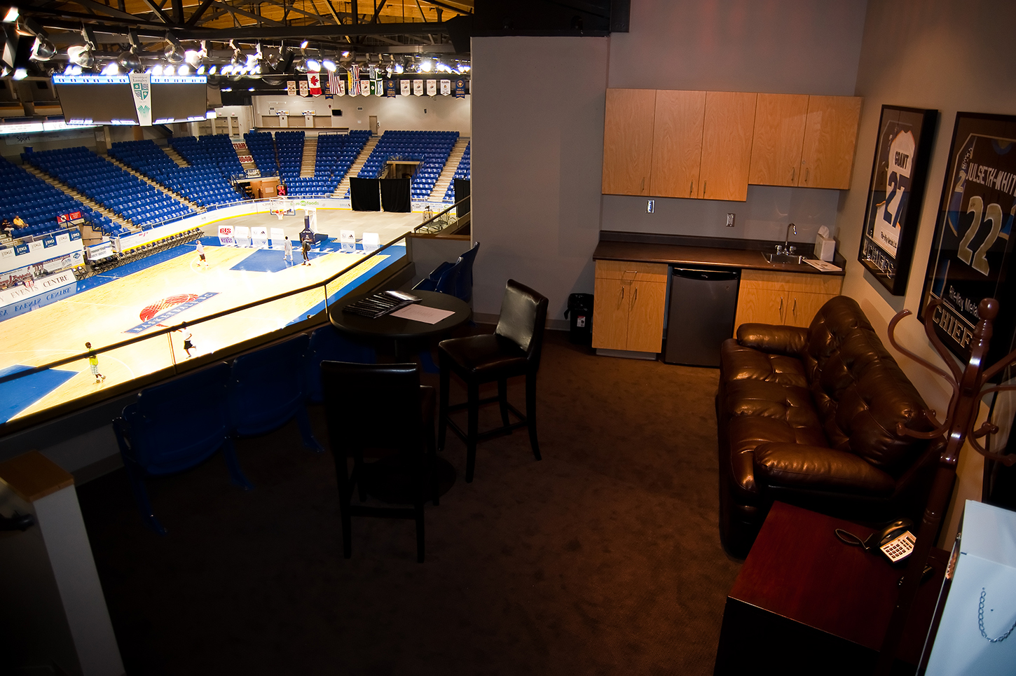 Langley Events Centre Private Suite