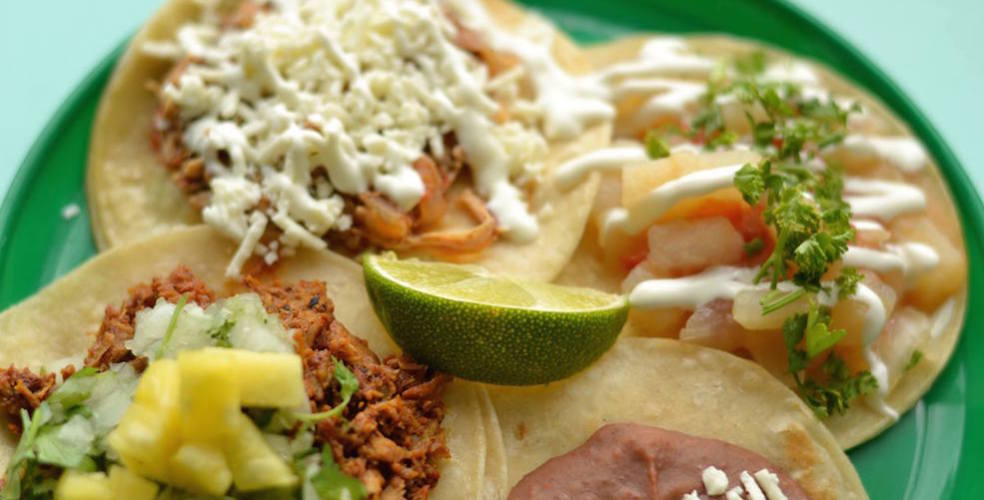 Best Mexican food in Vancouver