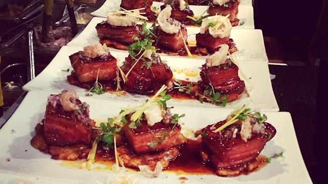 Pork belly (Cuchillo Restaurant/Facebook)