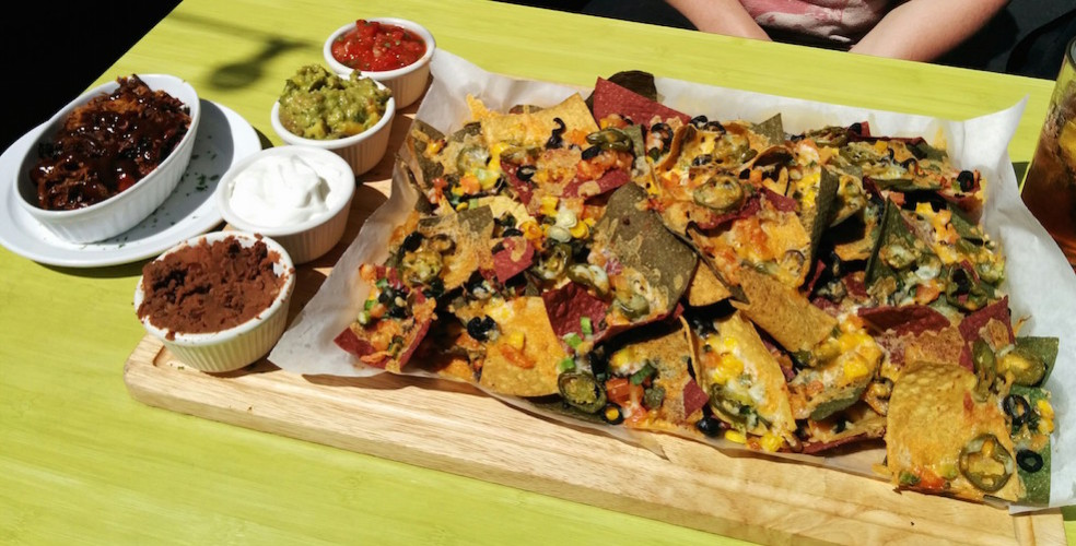 Best nachos in Vancouver