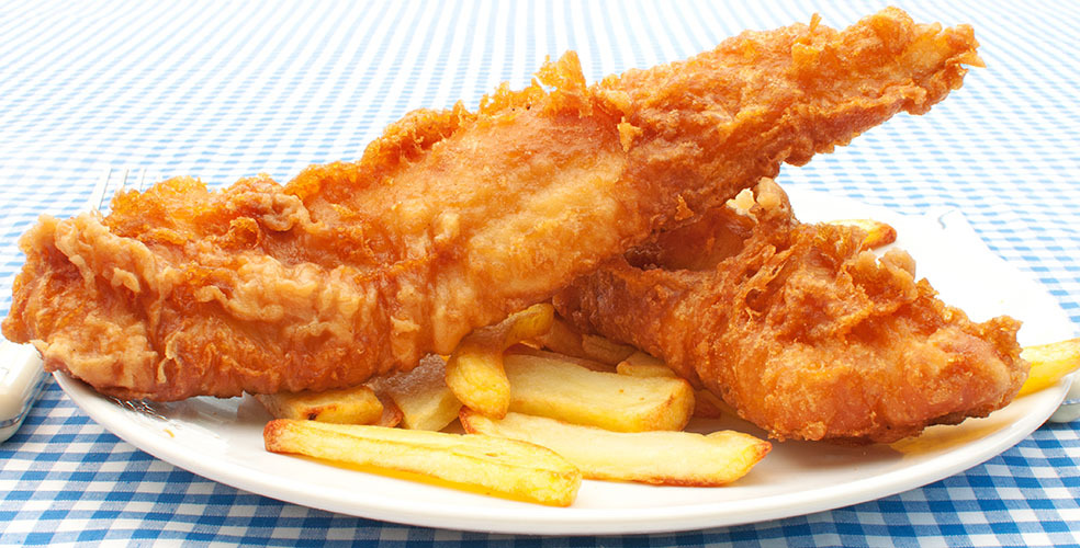 Best fish & chips in Metro Vancouver