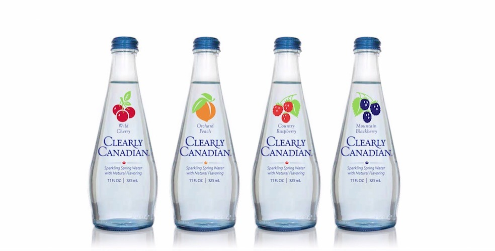 Clearly Canadian is coming back!