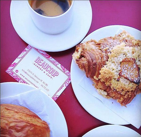 Beaucoup Bakery & Café / Facebook