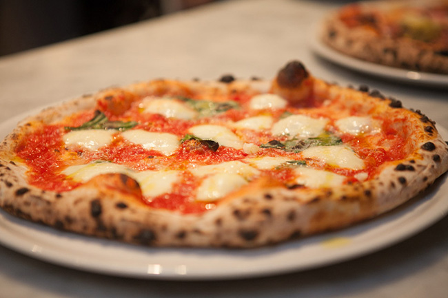 Photo courtesy of Via Tevere Pizzeria