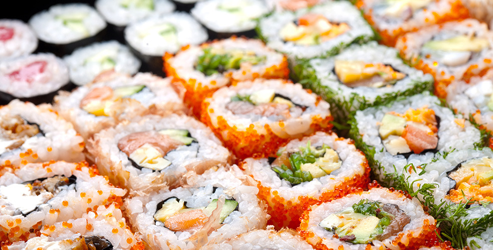 10 questionable things Canada has done to sushi