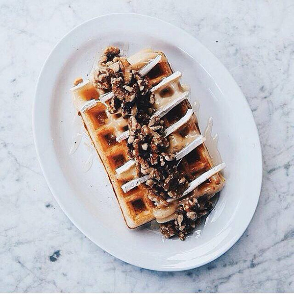 Nero Belguim Waffle Bar (photo taken by Where They Find Us) / Facebook