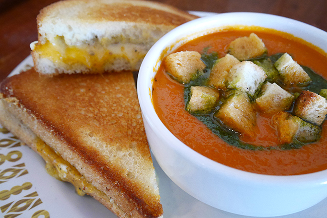 7 places for grilled cheese and tomato soup combos in Vancouver