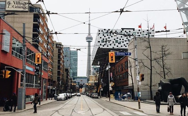 Best Toronto Instagram photos (1st edition)