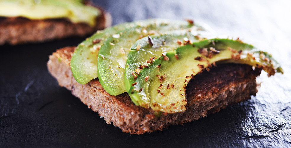 Best avocado on toast in Vancouver