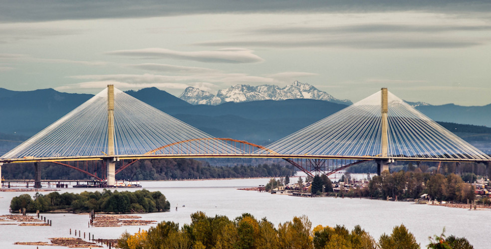 Delta proposes $1.00 toll on all Metro Vancouver bridges