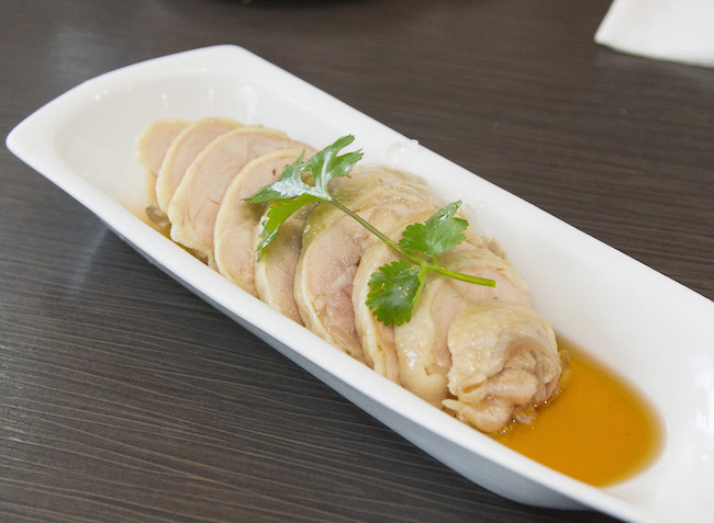 Best Shanghaiese Drunken Chicken – Shanghai Morning (Photo by Sherman's Food Adventures /courtesy CRA)