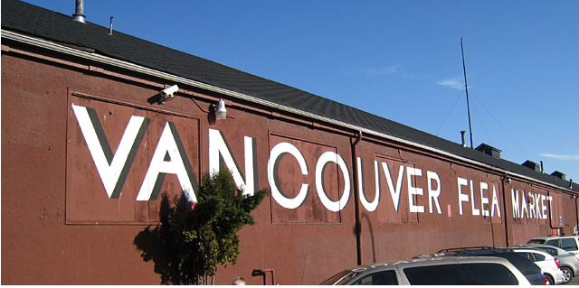 A brief history of the Vancouver Flea Market