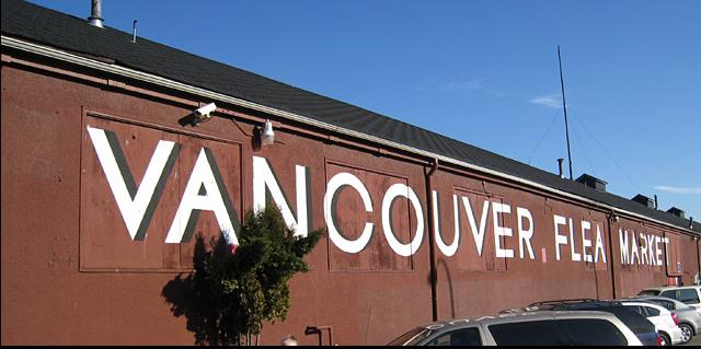 A brief history of the Vancouver Flea Market