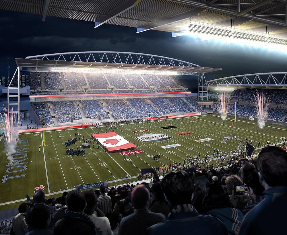 Can BMO Field save the Toronto Argonauts?