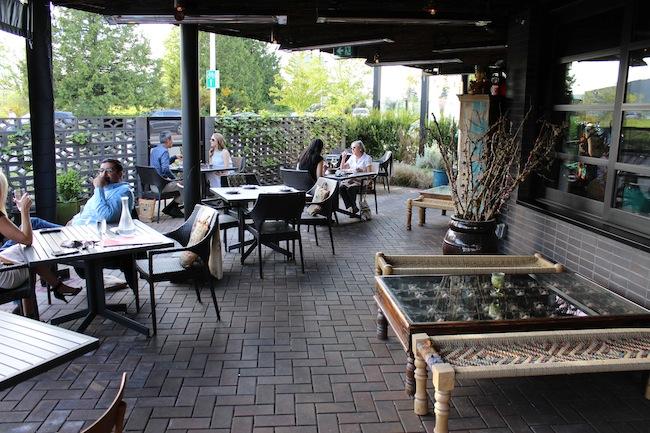 My Shanti patio Surrey