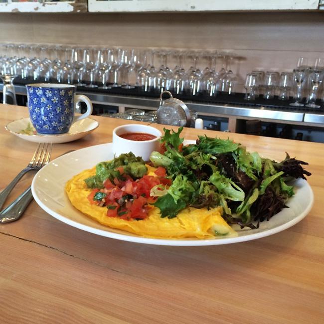 Southern Omelette (Jess Fleming / Vancity Buzz)