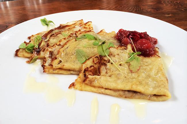 Swedish Pancakes (Jess Fleming / Vancity Buzz)