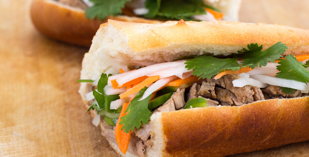Best banh mi in Vancouver