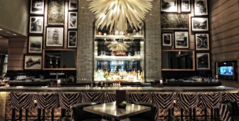 Best hotel bars in Vancouver