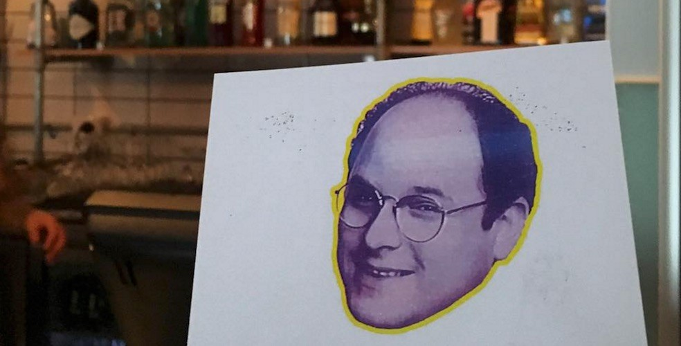 This George Costanza themed bar is making Vancouver thirsty!
