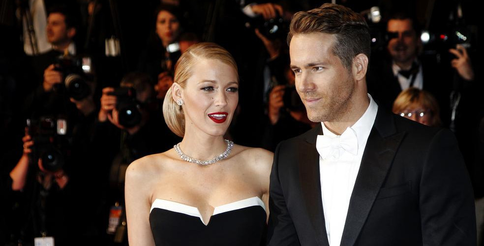 Ryan Reynolds smuggled pie from Vancouver into the U.S. for wife Blake Lively