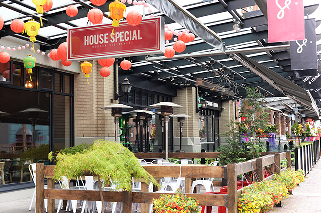 House Special Yaletown patio