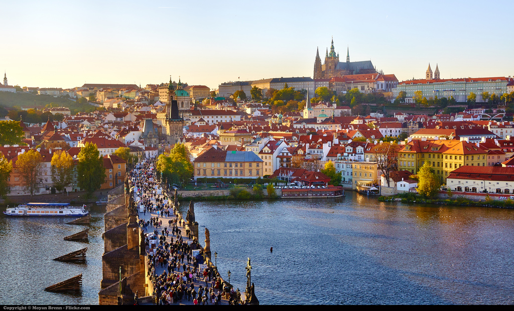 Non-stop flights from Toronto to Prague start this summer